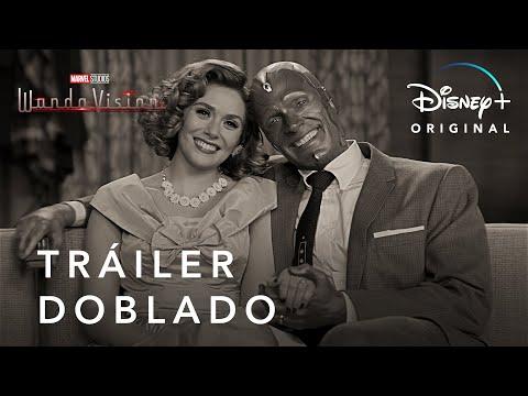 WandaVision | Marvel Studios | Tráiler Oficial Doblado | Disney+