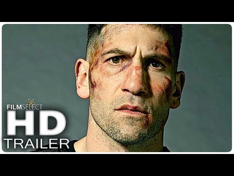 THE PUNISHER Trailer (2017)