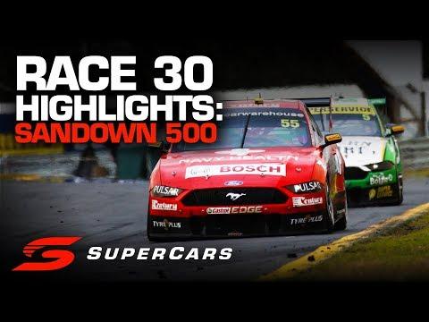 Highlights: Race 30 Sandown 500 | Supercars Championship 2019