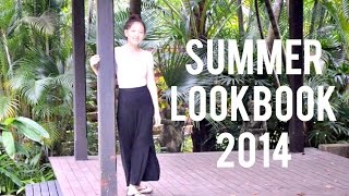 SUMMER LOOKBOOK 2014 Thumbnail
