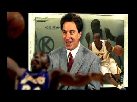 TNT NBA Commentator Kevin Harlan talks about Kobe Bryant