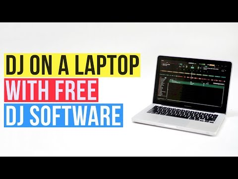 How To DJ On Your Laptop With Serato DJ Lite (FREE SOFTWARE)