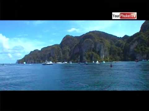 PP Island , Top 10 Places to Visit in Phuket Thailand.by  Phuket TV