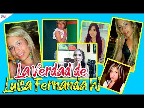 Las Cirugas, Los Novios, As ha sido la vida de Luisa Fernanda W
