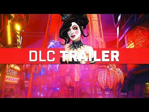Borderlands 3: Moxxi's Heist of the Handsome Jackpot DLC Reveal Trailer
