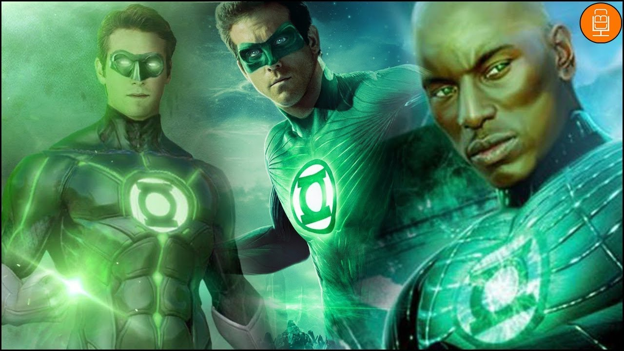 Why People Want Green Lantern in the Justice League - YouTube