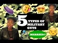 Dating in Korea | 5 TYPES OF MILITARY GUYS!