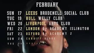 Stone Broken UK Tour February 2019