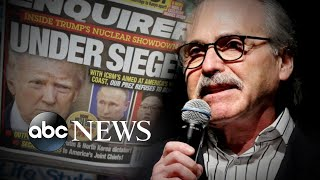 National Enquirer CEO granted immunity for information on Cohen
