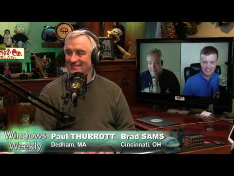 Windows Weekly 519: It's Brad's Fault