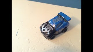 Disney Cars Mini Racers Tyl3r custom Review