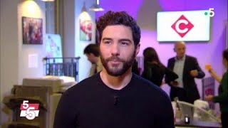 Tahar Rahim, roi d'Hollywood - C à Vous - 22/03/2018