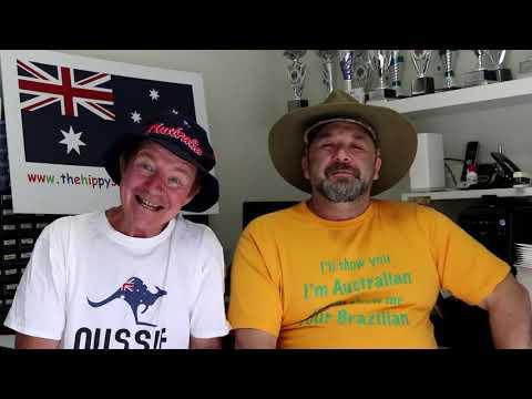 Yellow Carolina Reaper, The Australia Day Test 2020