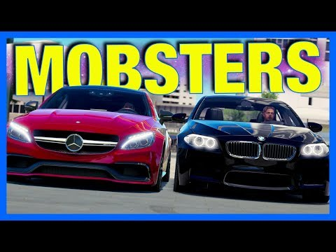 Forza Horizon 3 Online : BEST MOBSTER CAR CHALLENGE!!