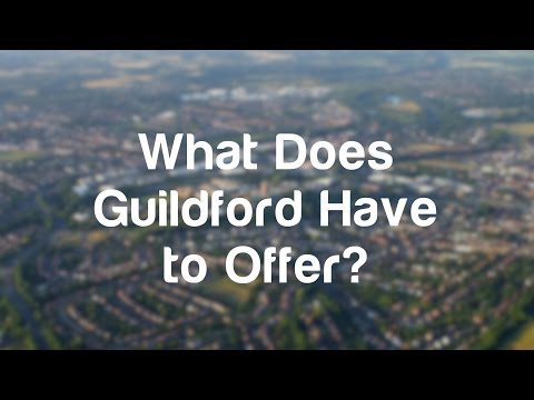 Freshers' Specials: What does Guildford have to offer?