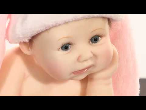Collectible Baby Dolls - It's Not Easy Being Cute