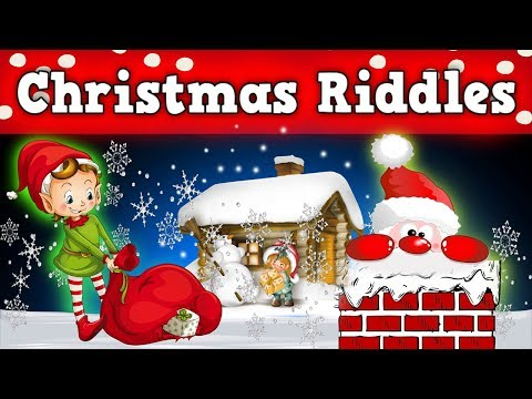 Top 15 Christmas Riddles and Answers | Family Fun and Great Christmas Songs