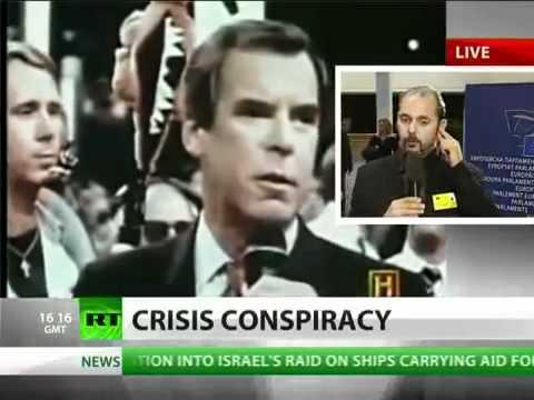 Daniel Estulin o grupi Bilderberg u EU parlamentu