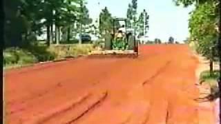 Baldwin County Road - Alabama EMC SQUARED Treatment