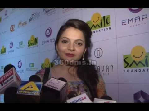 Giaa Manek Shares her Relationship With Archana Kochhar and Smile Foundation