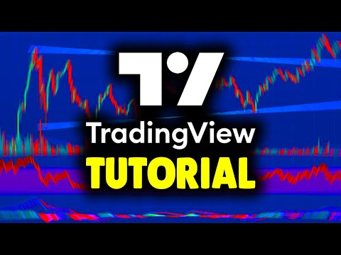 HOW TO READ BITCOIN CHARTS!! (TradingView Tutorial For BEGINNERS)