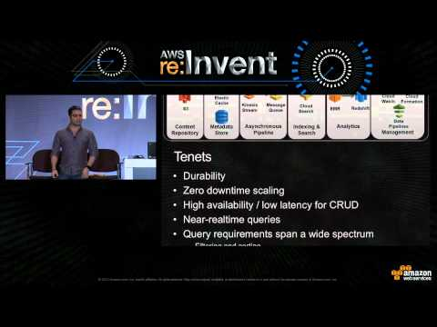 AWS re:Invent 2014 | (ARC309) Building and Scaling Amazon Cloud Drive to Millions of Users