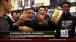 Video WCAL Wrestling | Riordan Wins First WCAL Wrestling Team Title download MP3, 3GP, MP4, WEBM, AVI, FLV Agustus 2018