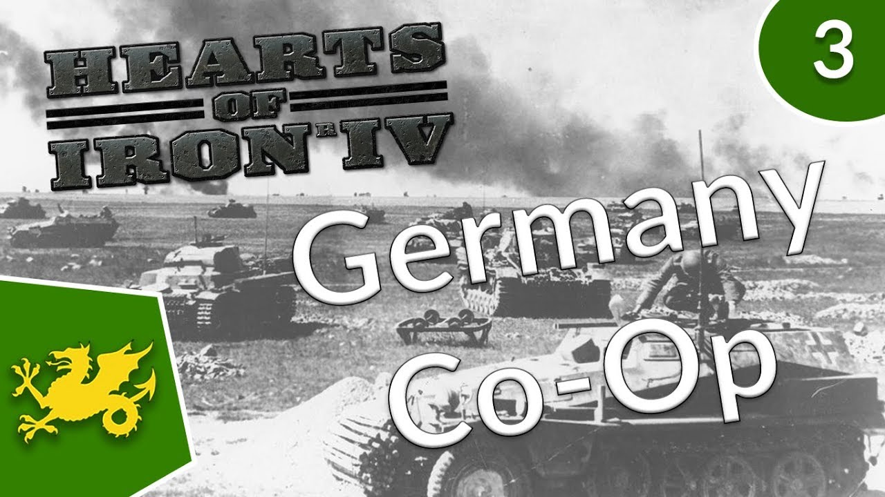 Hoi4 debuffed germany co op w count cristo 3