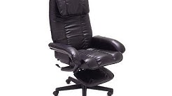 Quick & Easy Assembly Guide for the Modern Office Executive Deep Cushion Recliner Chair