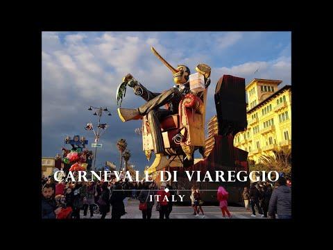 Viareggio Carnival (Carnevale di Viareggio) , Italy | Travel Guide