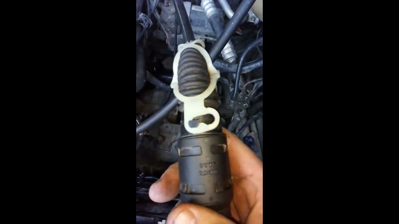 vw golf mk3 clutch cable reset how to [ 1280 x 720 Pixel ]