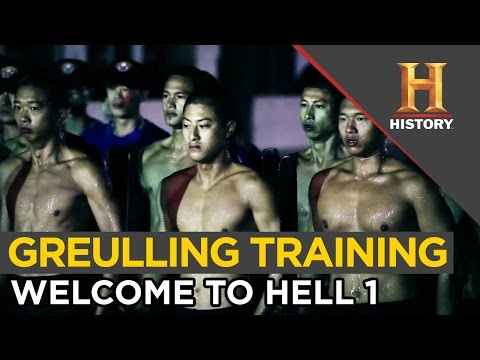 Toughest Training Around: Welcome to Hell 1 | Asia's Special Forces with Terry Schappert