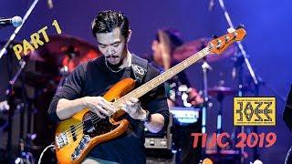 #TIJC2019  Live Part 1 ( May Patcharapong Band ) Furious + Liberate   (THAILAND)
