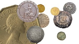 Pounds, shillings, and pence: a history of English coinage