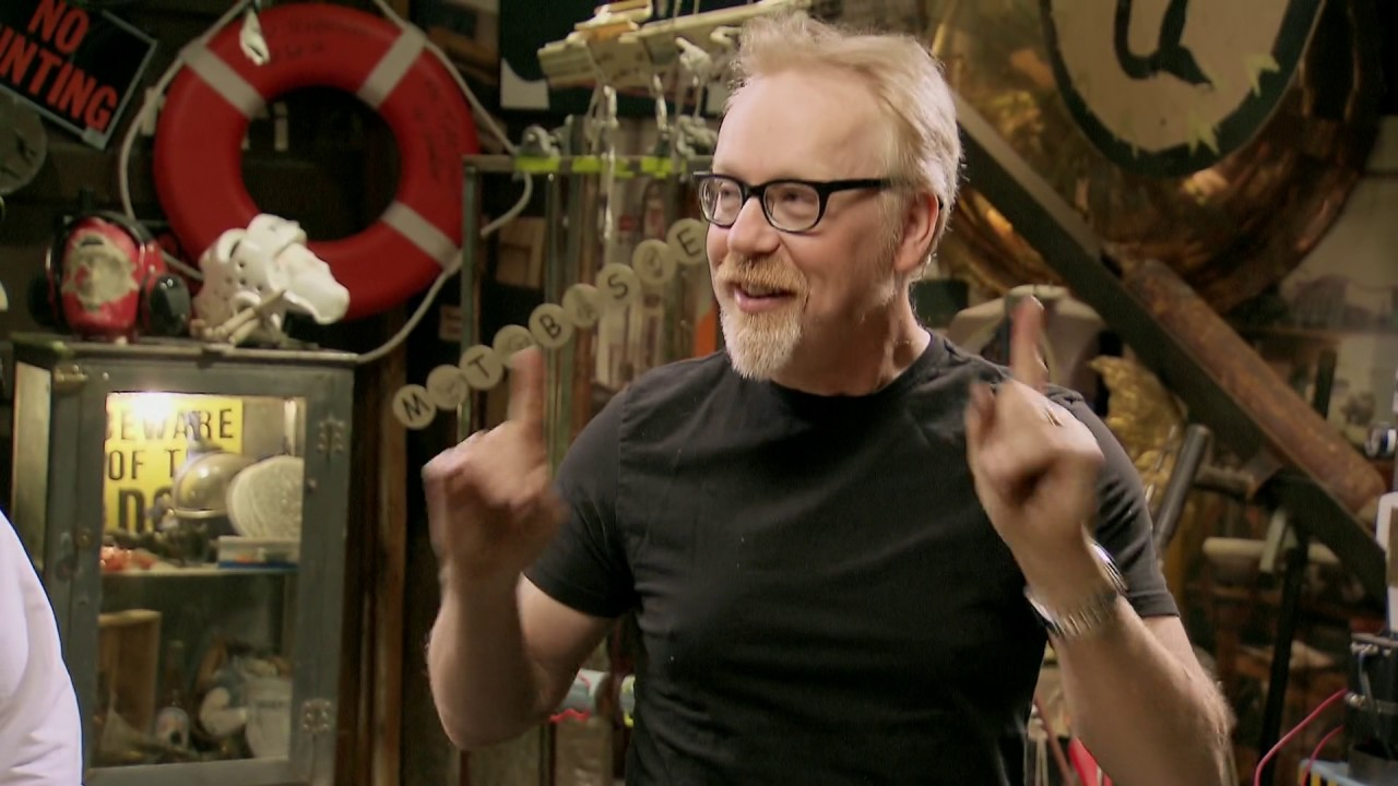 Mythbusters 15x10 Dangerous Driving Part 01 Mkv