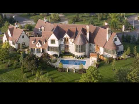 Luxury 7,140 S.Q.FT 6 Bedroom 10 Bathroom Vintage Mansion in Illinois USA