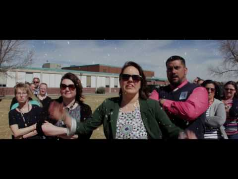 Vikan Middle School. Brighton, Colorado.  PARCC Video 2017