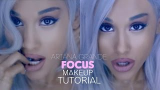 Video Ariana Grande Focus Official Music Video Inspired Makeup download MP3, 3GP, MP4, WEBM, AVI, FLV Oktober 2018
