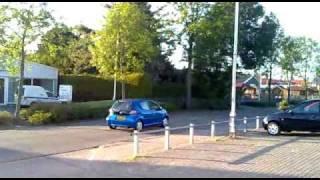 Aygo C1 Peugeot 107 exhaust tuning