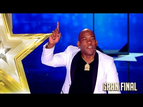 WOW. WOW. WOW. ¡Impresionante magia de Joel! | Gran Final | Got Talent España 2017