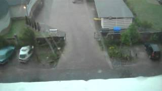 Ураган в Германии(Recorded on Август 24, 2011 using a Flip Video camcorder., 2011-09-17T16:09:07.000Z)