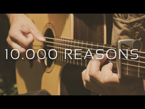 10.000 Reasons - Matt Redman (Fingerstyle Guitar Cover By Albert Gyorfi) [+TABS]