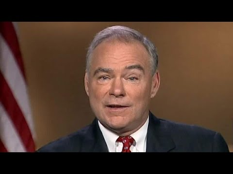Kaine on Trump: Diplomacy 'not for amateurs'