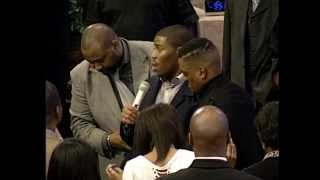 Gambar cover God moving through Prophet Brian Carn and others @ The River in Durham, NC #4