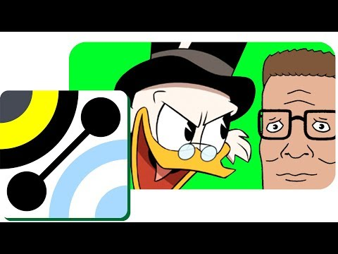 83-Pizza Party Podcast - DUCKTALES? King of the Hill? everything a REBOOT Whatever