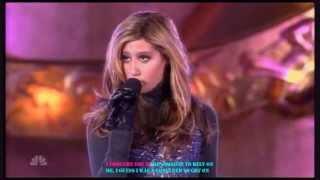 Ashley Tisdale - Last Christmas (Karaoke With Lyrics On Screen)