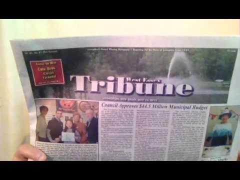 The West Essex Tribune, Livingston NJ's Community Newspaper