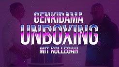 Farid Bang - 'DIE UNBOXING SHOW' mit Kollegah [Genkidama Box]
