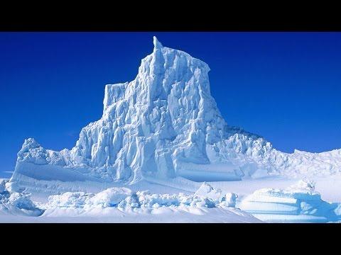 Manhattan-Sized Iceberg Breaks Off Greenland Glacier