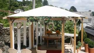 Garden Canopy I Garden Canopy Designs
